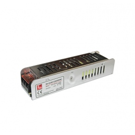 Τροφοδοτικό Led Αλουμινίου Mini 12V 60W (30-03361260)