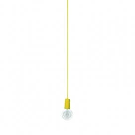 InLight Μονόφωτο Κρεμαστό Φωτιστικό Κίτρινο (4368)