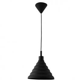 Spotlight Μονόφωτο Κρεμαστό Φωτιστικό Μαύρο (2031)