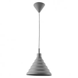 Spotlight Μονόφωτο Κρεμαστό Φωτιστικό Γκρι (2032)