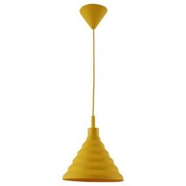 Spotlight Μονόφωτο Κρεμαστό Φωτιστικό Κίτρινο (2035)