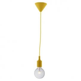 Spotlight Ανάρτηση Σιλικόνης Κίτρινη (2045)