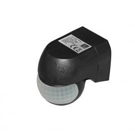 Ανιχνευτής κίνησης σφαιρικός mini υπέρυθρων ακτίνων μαύρος (10-40001)