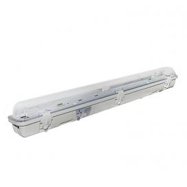 Στεγανό Φωτιστικό για λάμπες Led 1x 60cm (3-810605)