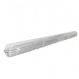 Στεγανό Φωτιστικό για λάμπες Led 1x 120cm (3-811205)