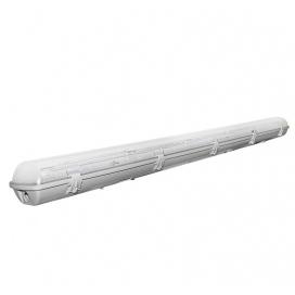 Στεγανό Φωτιστικό για λάμπες Led 2x 120cm (3-821205)