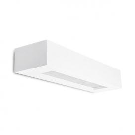 Spotlight Επιτοίχιο Γύψινο Φωτιστικό Λευκό (5670)