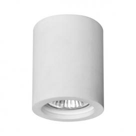 Spotlight Γύψινο Στρογγυλό Σποτ Οροφής GU10 (5667)