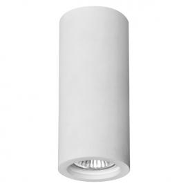 Spotlight Γύψινο Στρογγυλό Σποτ Οροφής GU10 (5668)