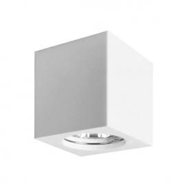 Spotlight Γύψινο Τετράγωνο Σποτ Οροφής GU10 (5665)