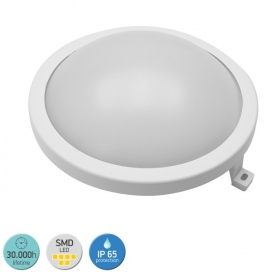 Spotlight Led Χωνευτό Φωτιστικό Οροφής 6W 4000K Λευκό (5642)