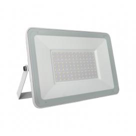 LED SMD Λευκός προβολέας αλουμινίου 100W 120° 4000K (3-3701001)