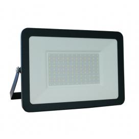 LED SMD προβολέας αλουμινίου 100W 120° 6200K (3-37010010)