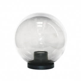 Aca Ακρυλική Μπάλα με γρίφα Διάφανη Ø20 (AC.3530T)