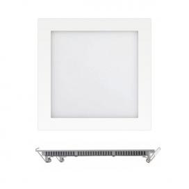 Spotlight LED SMD Slim panel 22.5X22.5 18W 180° 6000K (6209)