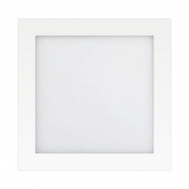 Spotlight LED SMD Slim panel 20W 140° Switch Kelvin (5812)