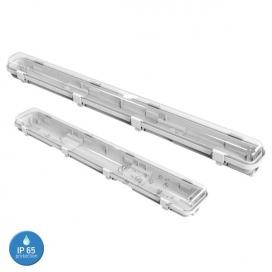 Spotlight Στεγανό Φωτιστικό για λάμπες Led 2x 150cm (5229)