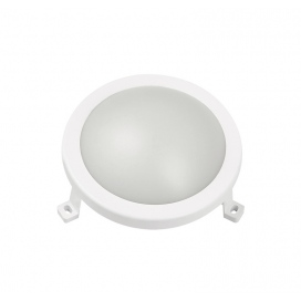 Adeleq Επιτοίχιο Φωτιστικό 6W 4000K Λευκό (21-10601)