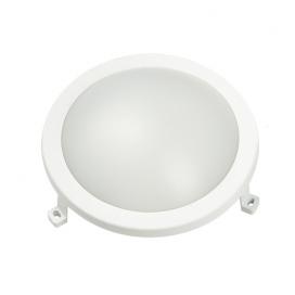 Adeleq Επιτοίχιο Φωτιστικό 12W 4000K Λευκό (21-101201)