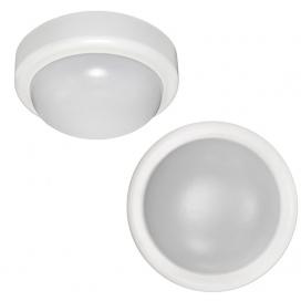 Adeleq Φωτιστικό Οροφής 10W 4000K Λευκό (21-0051001)