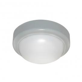 Adeleq Φωτιστικό Οροφής 18W 4000K Γκρι (21-0051861)