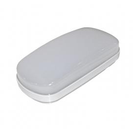 Adeleq Φωτιστικό Οροφής 12W 4000K Λευκό (21-001201)