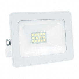 LED SMD Λευκός προβολέας Q 10W 110° 4000K (Q1040W)