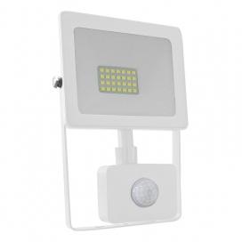 LED SMD Λευκός προβολέας με αισθητήρα κίνησης Q 20W 110° 3000K (Q2030WS)