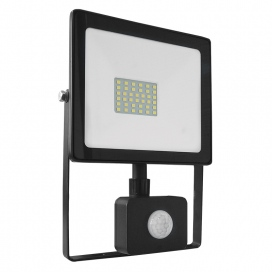 LED SMD προβολέας με αισθητήρα κίνησης Q 30W 110° 3000K (Q3030S)