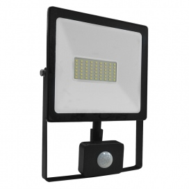 LED SMD προβολέας με αισθητήρα κίνησης Q 50W 110° 4000K (Q5040S)