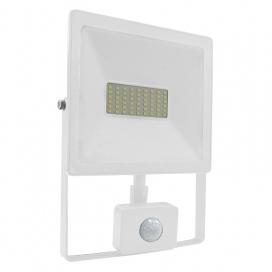 LED SMD Λευκός προβολέας με αισθητήρα κίνησης Q 50W 110° 3000K (Q5030WS)