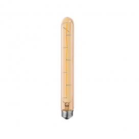Λάμπα Cog Led Amber Tubular 6W E27 2700K Dimmable (TUB306WWDIMAM)