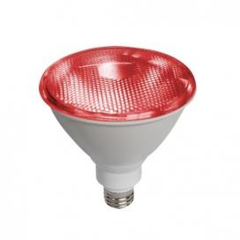 Λάμπα SMD LED 15W PAR38 E27 230V IP65 Κόκκινη (PAR3815R)