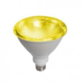 Λάμπα SMD LED 15W PAR38 E27 230V IP65 Κίτρινη (PAR3815Y)