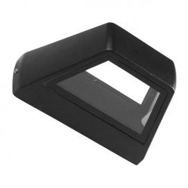 Spotlight Led Επιτοίχιο Φωτιστικό 5W Μαύρο (7734)