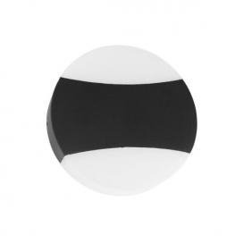 Spotlight Led Επιτοίχιο Φωτιστικό 14W Μαύρο (7751)