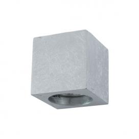 Spotlight Γύψινο Τετράγωνο Σποτ Οροφής GU10 (5971)