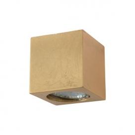 Spotlight Γύψινο Τετράγωνο Σποτ Οροφής GU10 (5970)