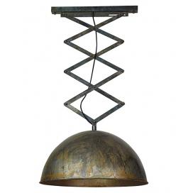 Zambelis Lights Μονόφωτο Φωτιστικό Οροφής (16131)