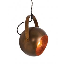 Zambelis Lights Μονόφωτο Κρεμαστό Φωτιστικό (16125)