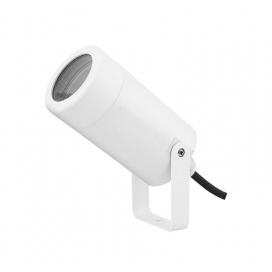 Στεγανό Πλαστικό Φωτιστικό Σποτ GU10 Λευκό (3-1601100)