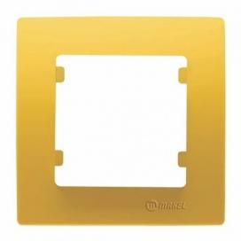 Makel Lillium Μονό Πλαίσιο Κίτρινο (32074701)