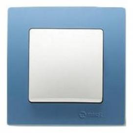 Makel Lillium Μονό Πλαίσιο Μπλε Παστέλ (32092701)