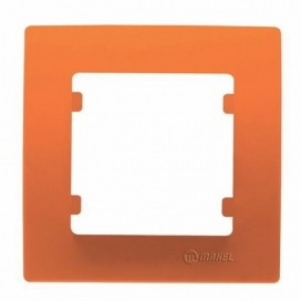 Makel Lillium Μονό Πλαίσιο Πορτοκαλί (32094701)