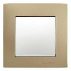 Makel Lillium Μονό Πλαίσιο Χρυσό (32057701)