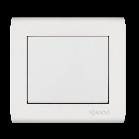 Makel Manolya Διακόπτης Απλός Λευκός (41001101)