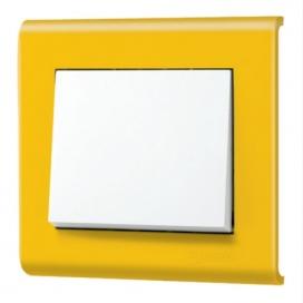 Makel Manolya Μονό Πλαίσιο Κίτρινο (41074701)