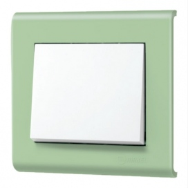 Makel Manolya Μονό Πλαίσιο Πράσινο (41091701)