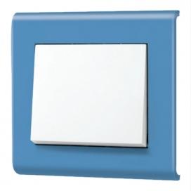 Makel Manolya Μονό Πλαίσιο Μπλε Παστέλ (41092701)