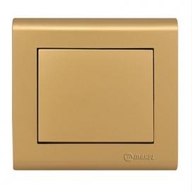 Makel Manolya Μονό Πλαίσιο Χρυσό (41057701)